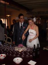 ......a krajeni dortu.....