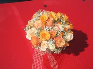 tak přesně takovou kytičku budu mít, jen v barvě bílo-růžové