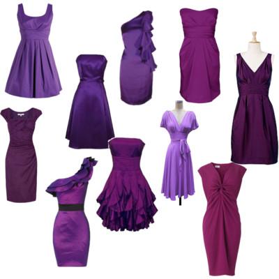 Purple Wedding Dreams..:o) - Inspi popolnockove:)