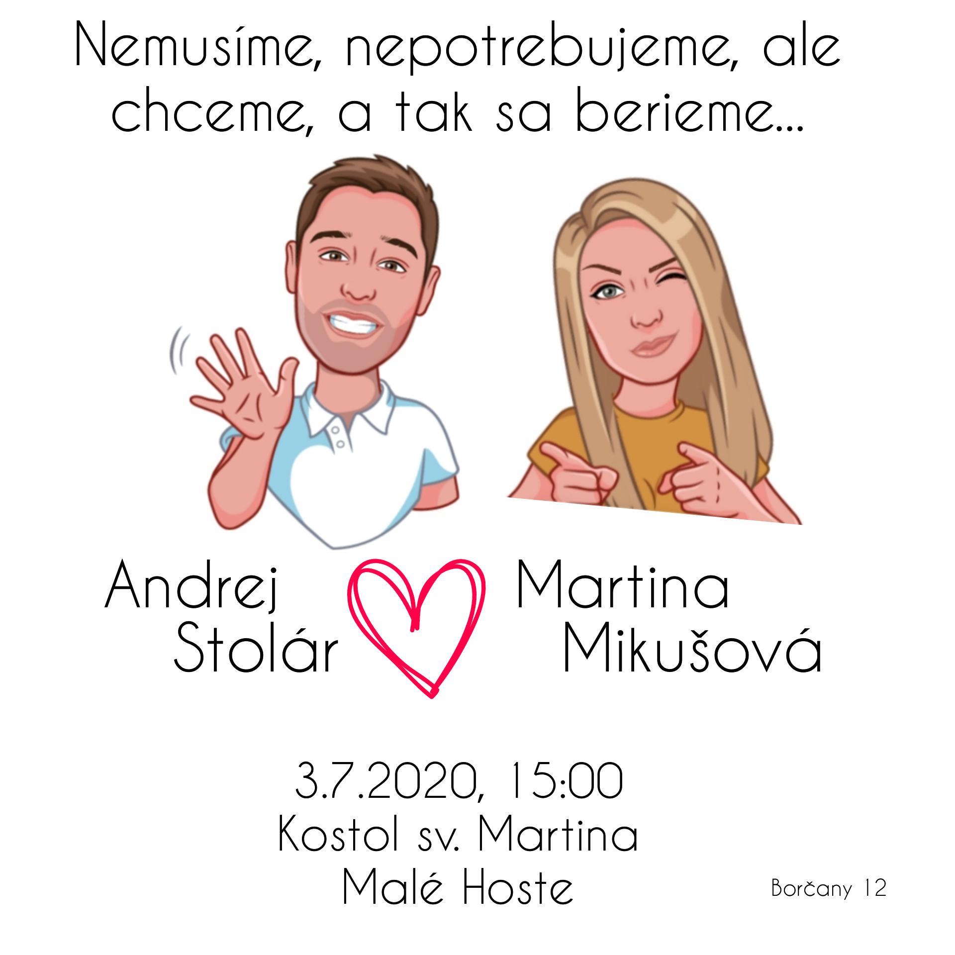 Martina & Andrej - Obrázok č. 63