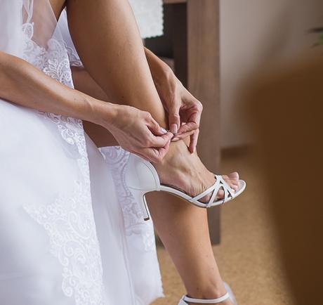 Svadobné topánky značky Maccioni - Obrázok č. 3