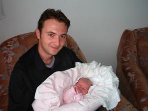 Môj nastavájuci  Miško so svojou neterou