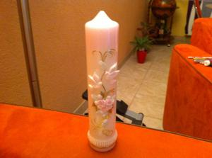 sviečka od budúcej svokry...