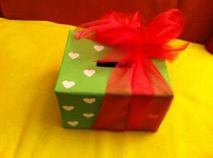 krabička na peniažky :)