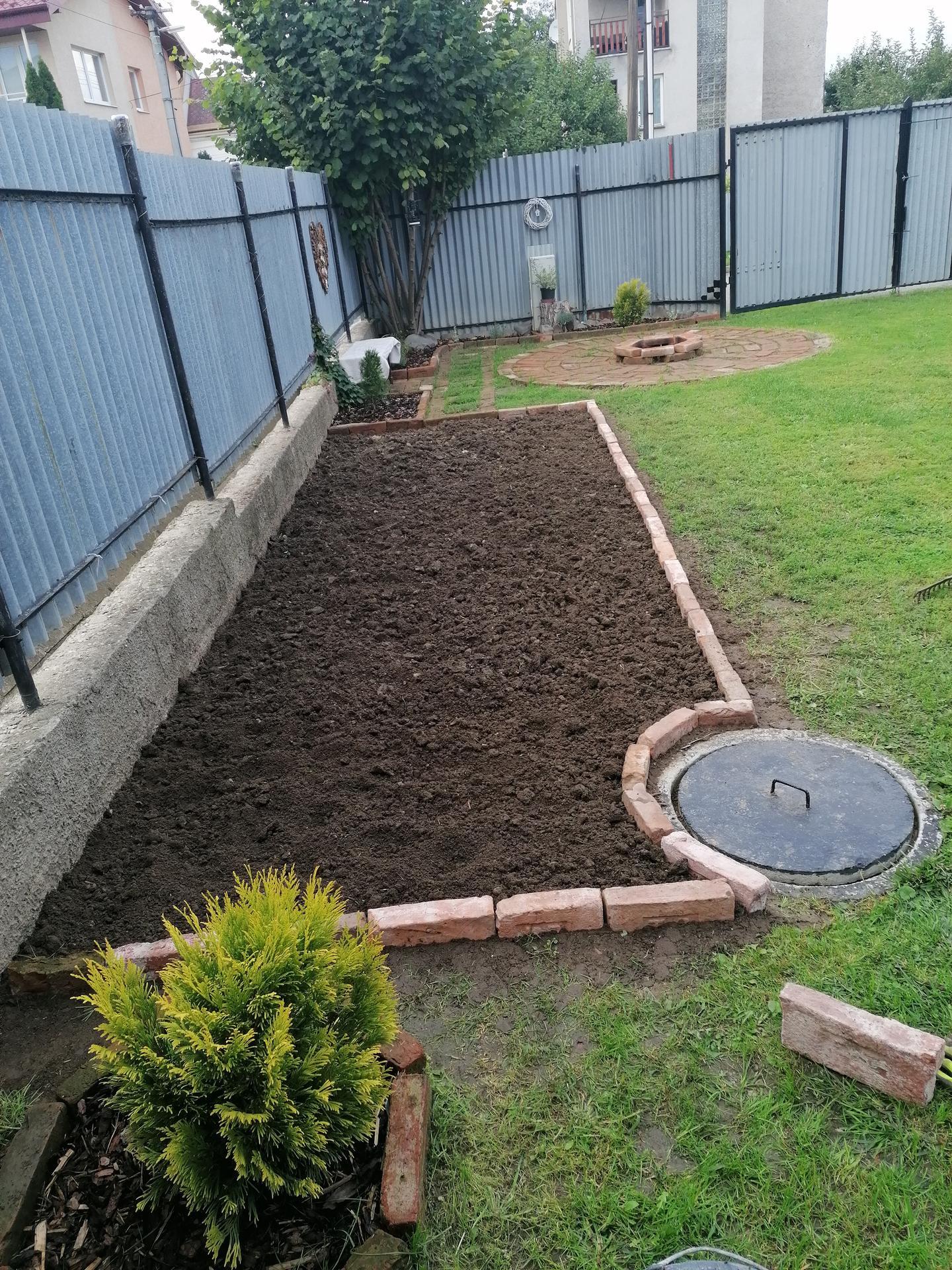 Postav dom, zasaď strom... Pomaličky si to zveladujeme, budúci rok si konečne zasadime stromy - Obrázok č. 1