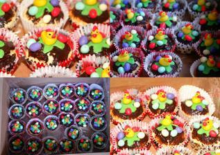 Velikonocni muffiny do skolky