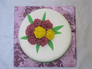 Puncovy dort.