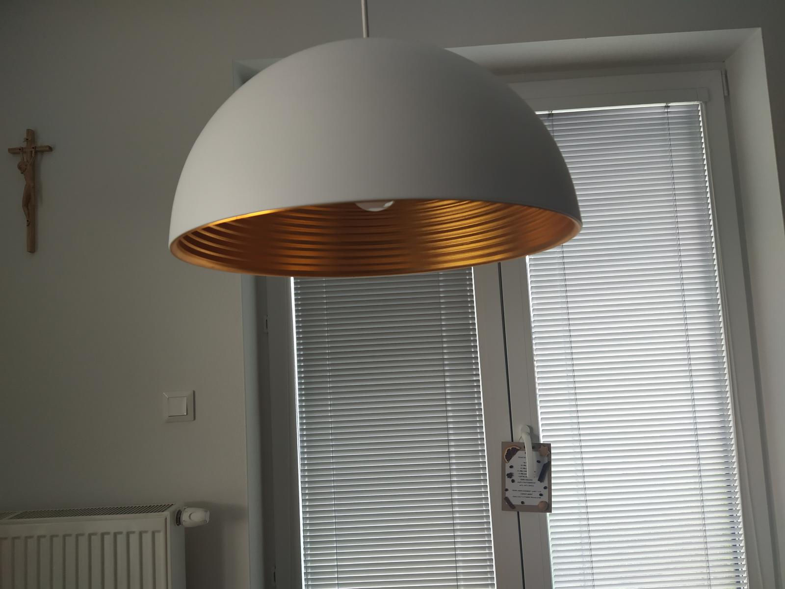 dizajnové svietidlo - Obrázok č. 2