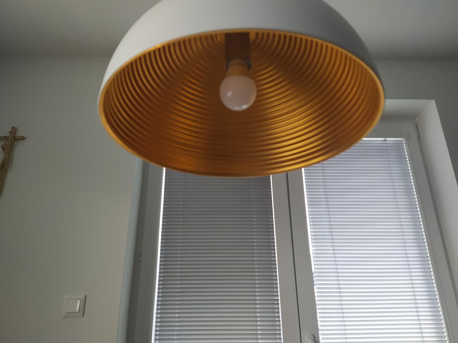 dizajnové svietidlo - Obrázok č. 3