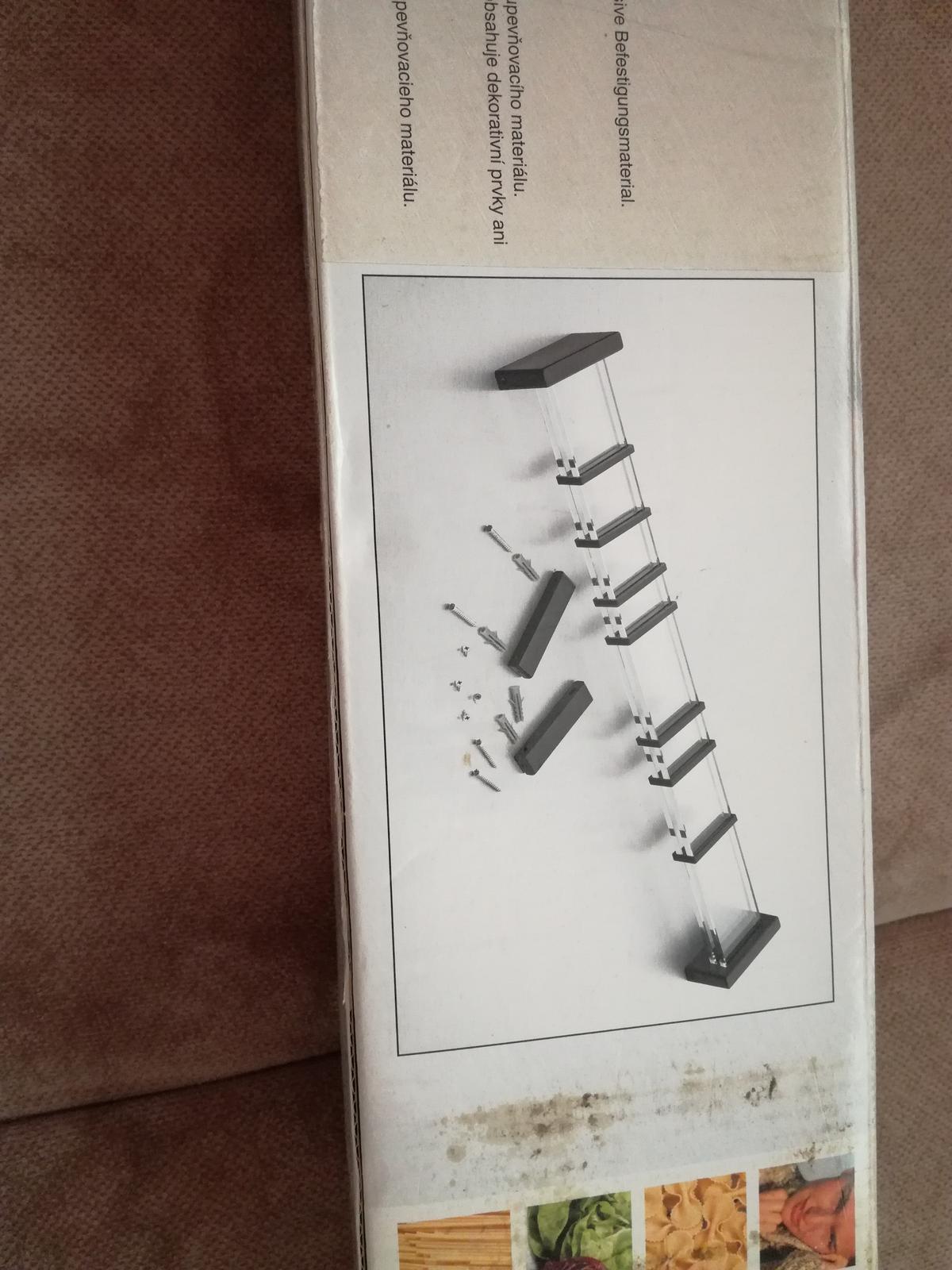 Držiak na nože - Obrázok č. 2