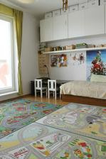 A zo spálne sa stala detská izba :)