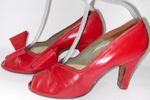 Svadobné topánočky od r.1900 - 1946