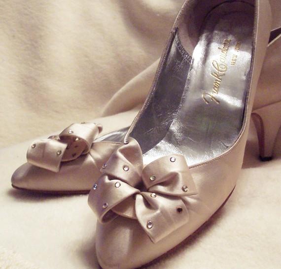 Svadobné topánočky od r.1900 - 1980