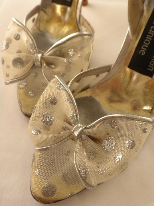 Svadobné topánočky od r.1900 - osemdesiate