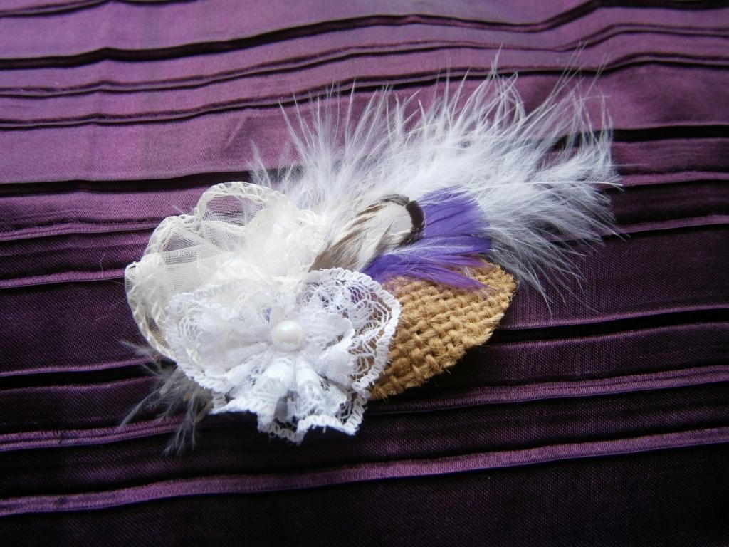 Svadobné sady - pierka, brošničky, velke pierka - Obrázok č. 26