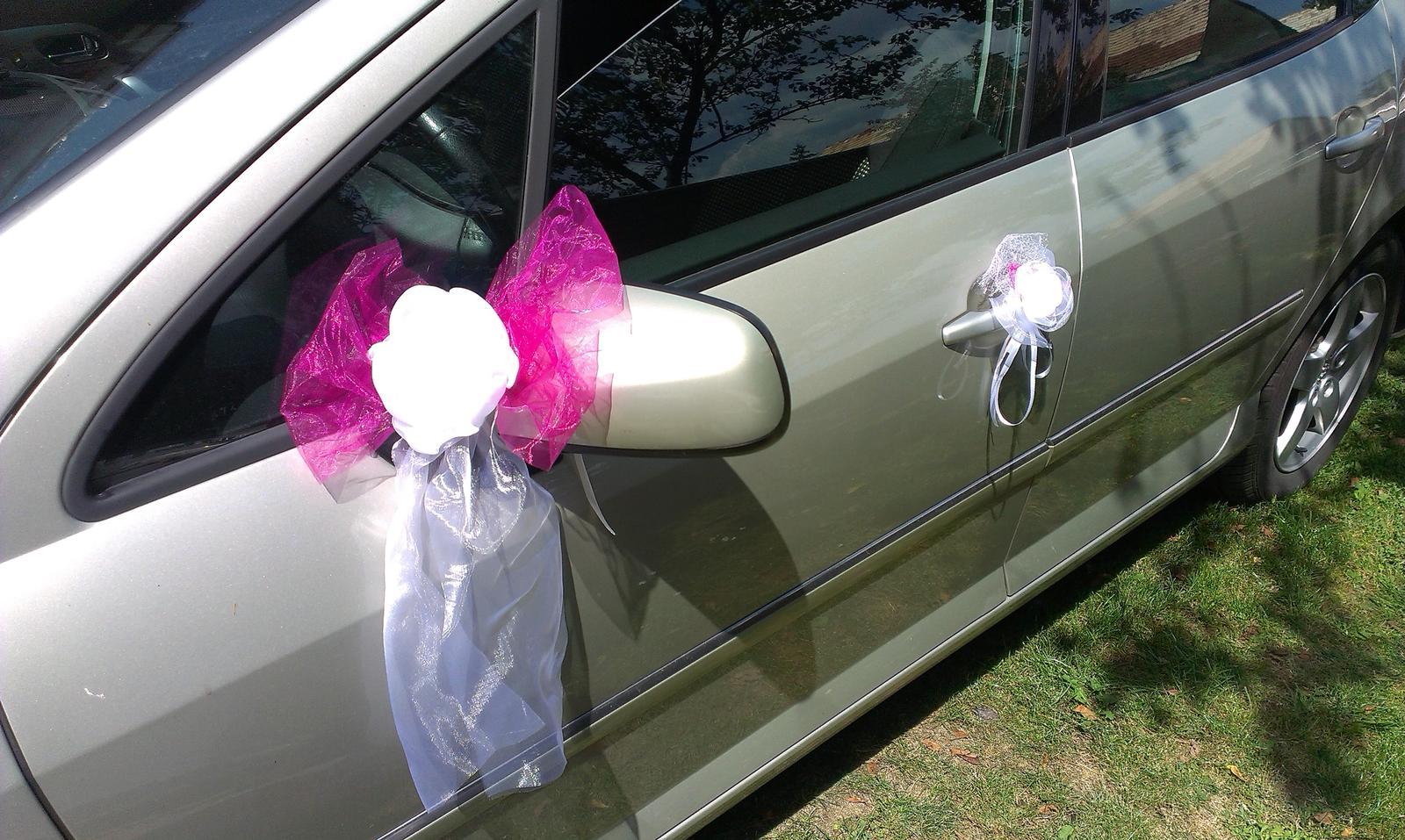 Svadobné AUTO - Obrázok č. 24
