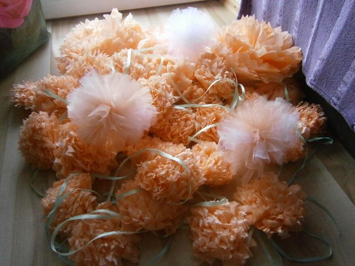 Svadobné sady - pierka, brošničky, velke pierka - Obrázok č. 64
