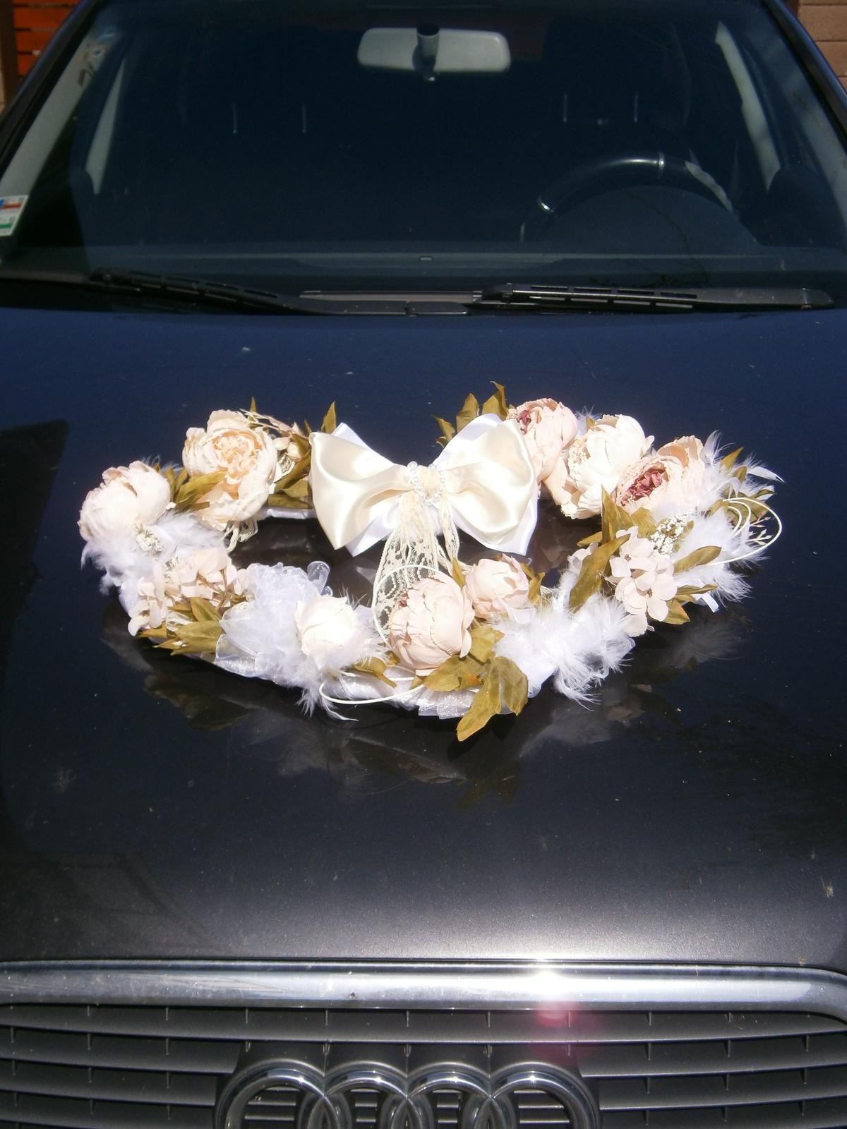 Svadobné dekorácie - skladom - Obrázok č. 18