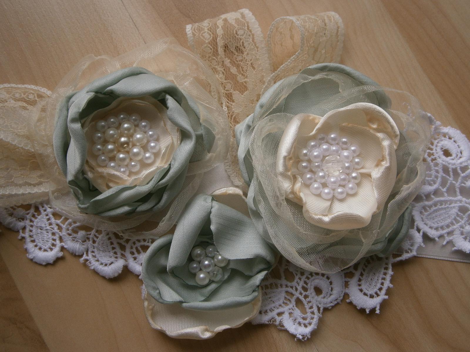 Svadobné dekorácie - skladom - Obrázok č. 20