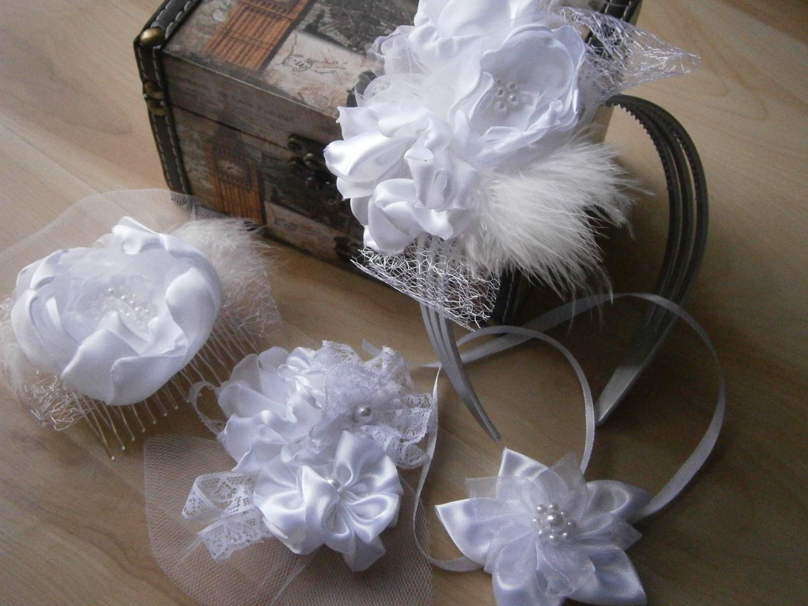 Svadobné dekorácie - skladom - Obrázok č. 25