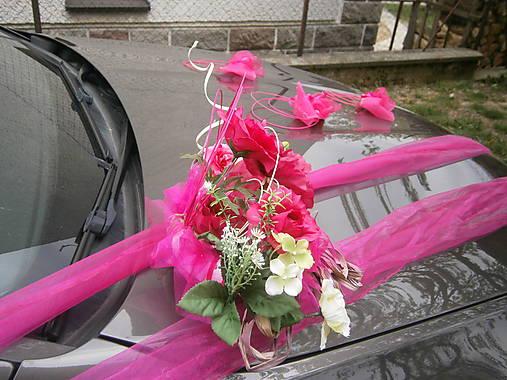 Svadobné výzdoby na AUTO - Obrázok č. 60