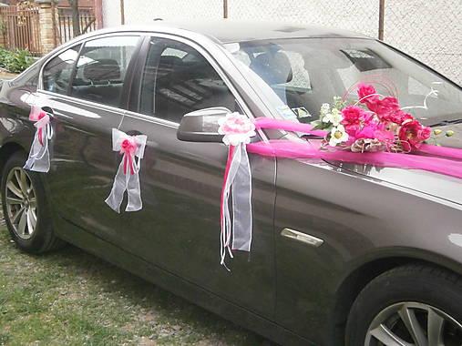 Svadobné výzdoby na AUTO - Obrázok č. 61