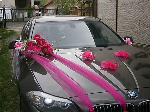 Svadobné výzdoby na AUTO - Obrázok č. 62