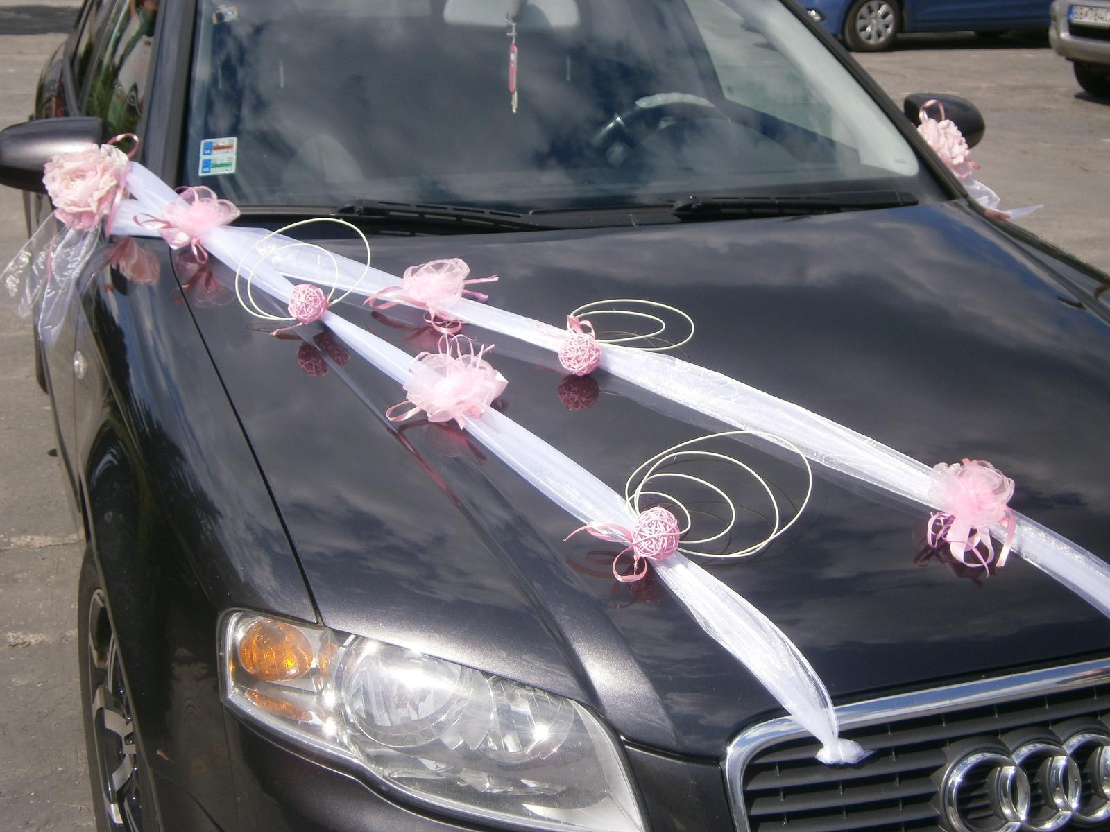 Svadobné výzdoby na AUTO - Obrázok č. 63