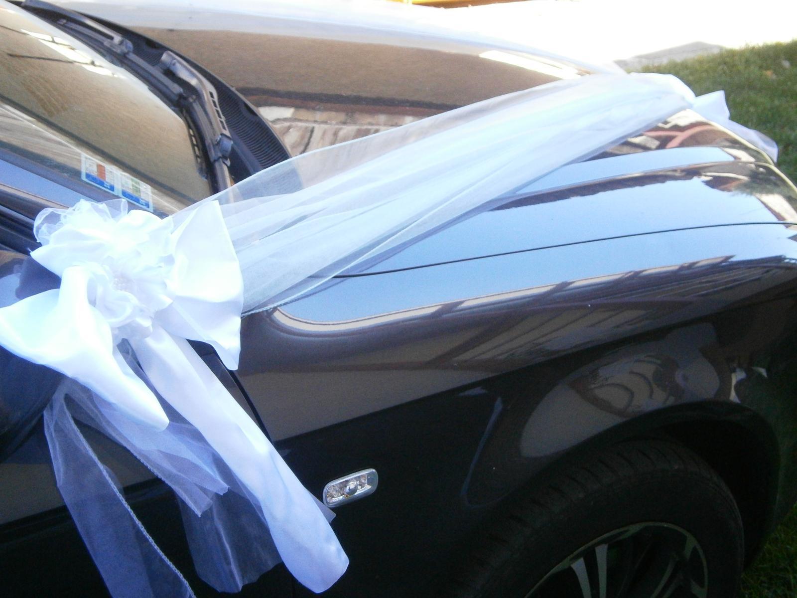 Svadobné výzdoby na AUTO - Obrázok č. 89
