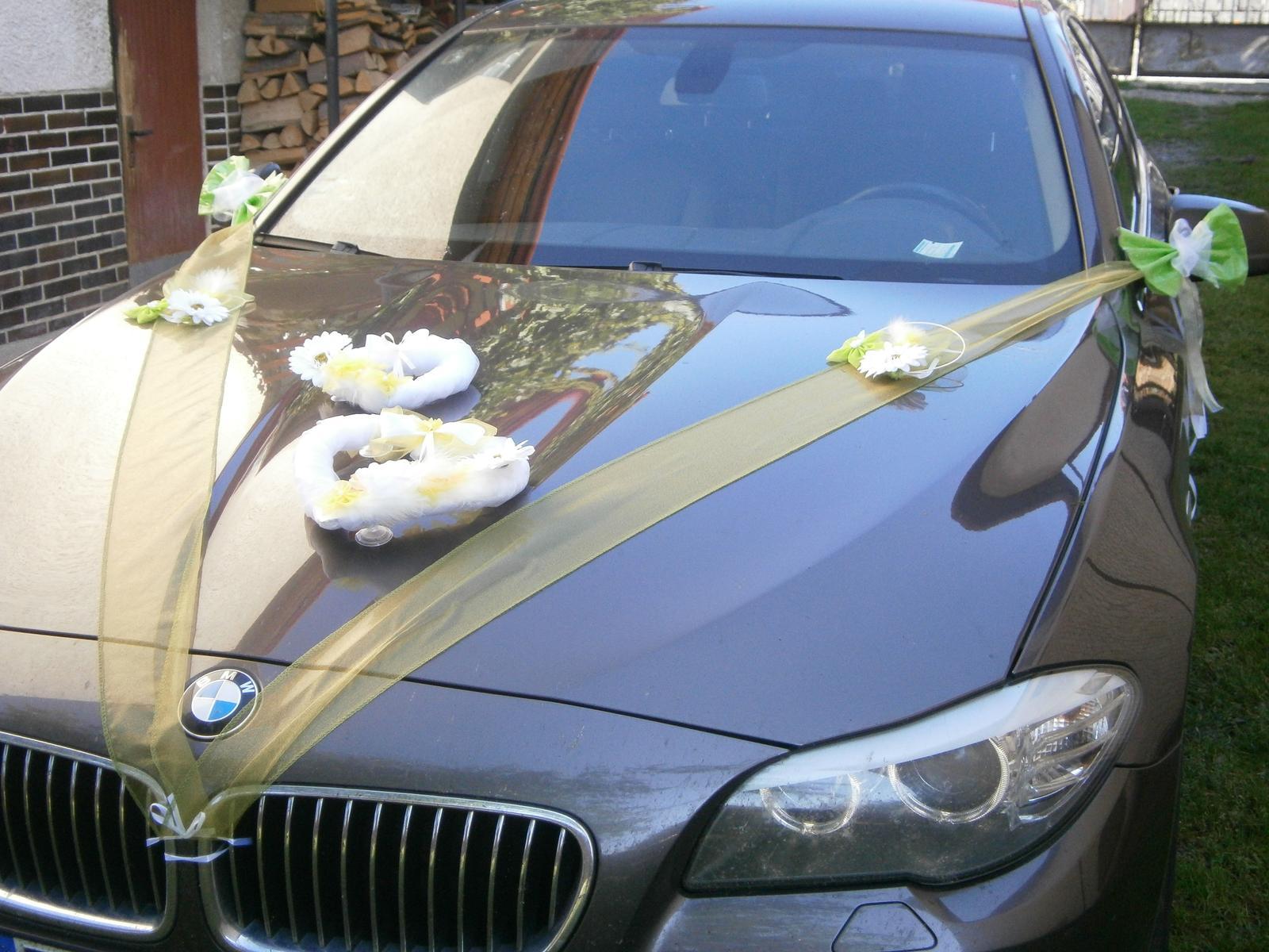 Svadobné výzdoby na AUTO - Obrázok č. 93