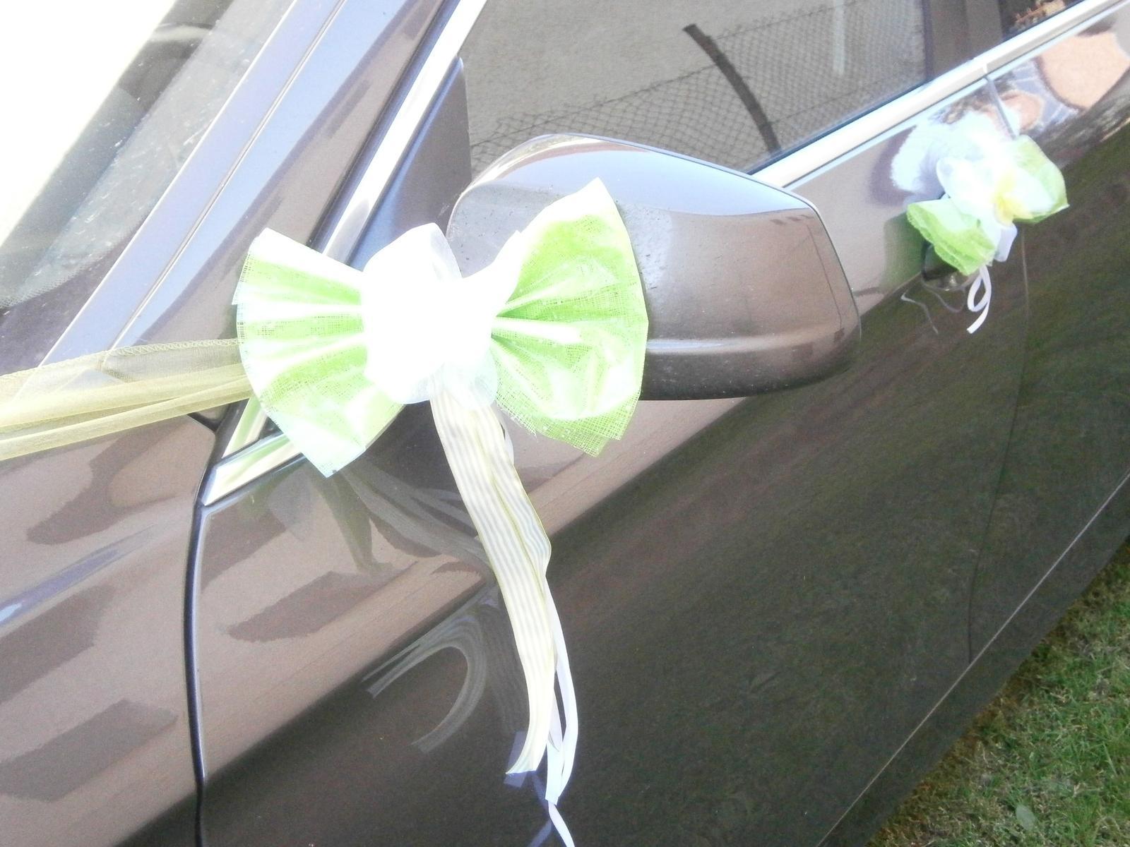 Svadobné výzdoby na AUTO - Obrázok č. 94