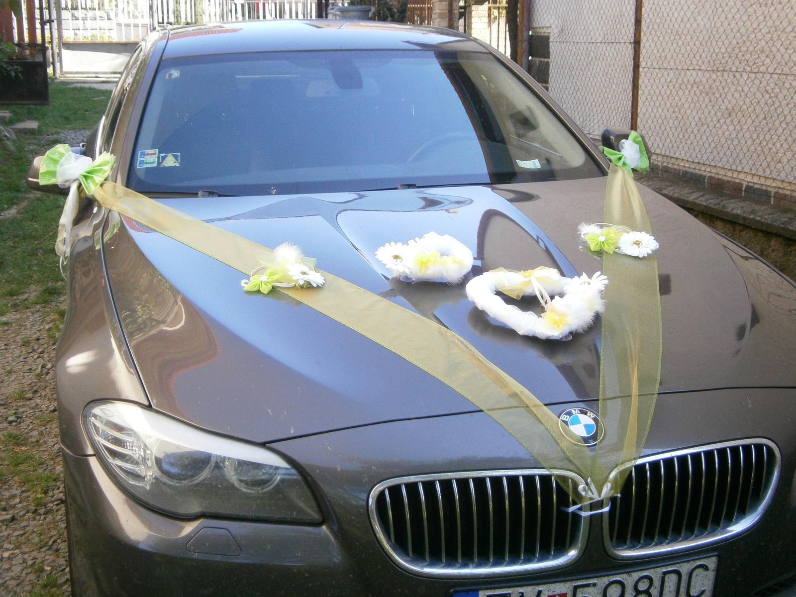 Svadobné výzdoby na AUTO - Obrázok č. 95