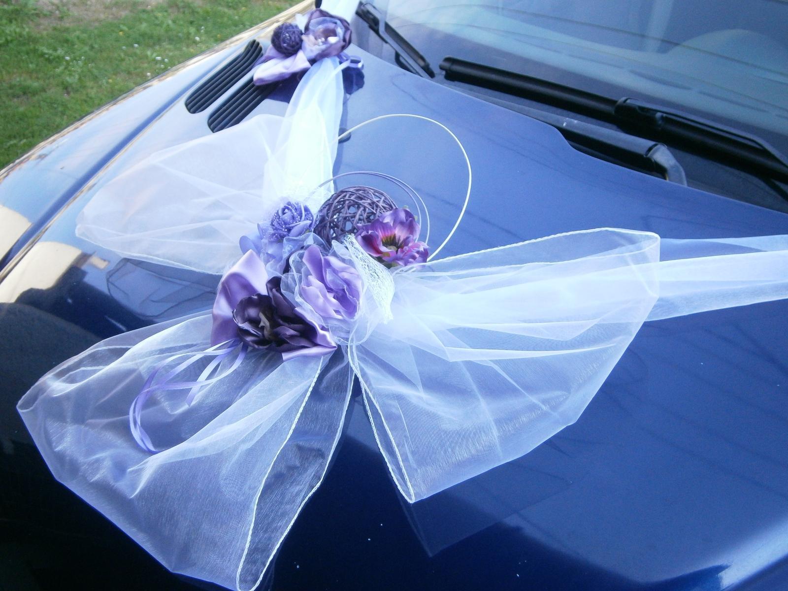 Svadobné výzdoby na AUTO - Obrázok č. 98