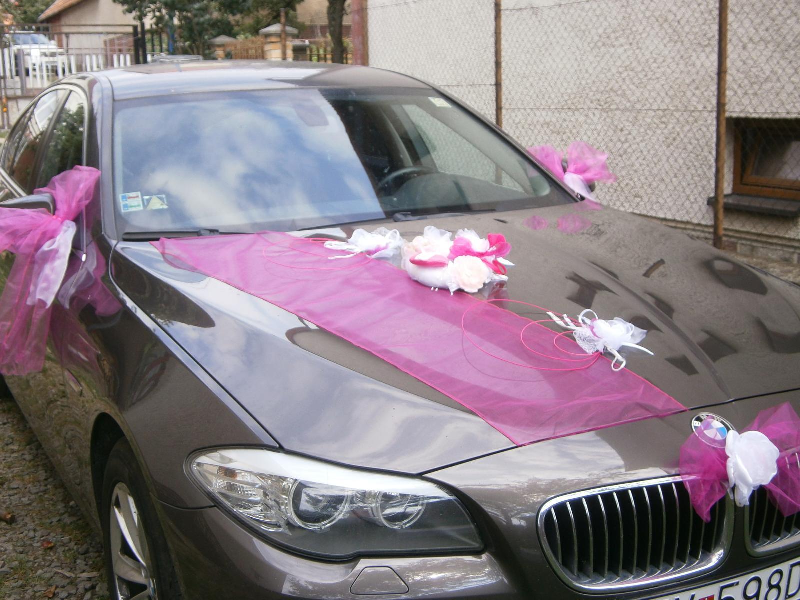 Svadobné dekorácie - skladom - Obrázok č. 46