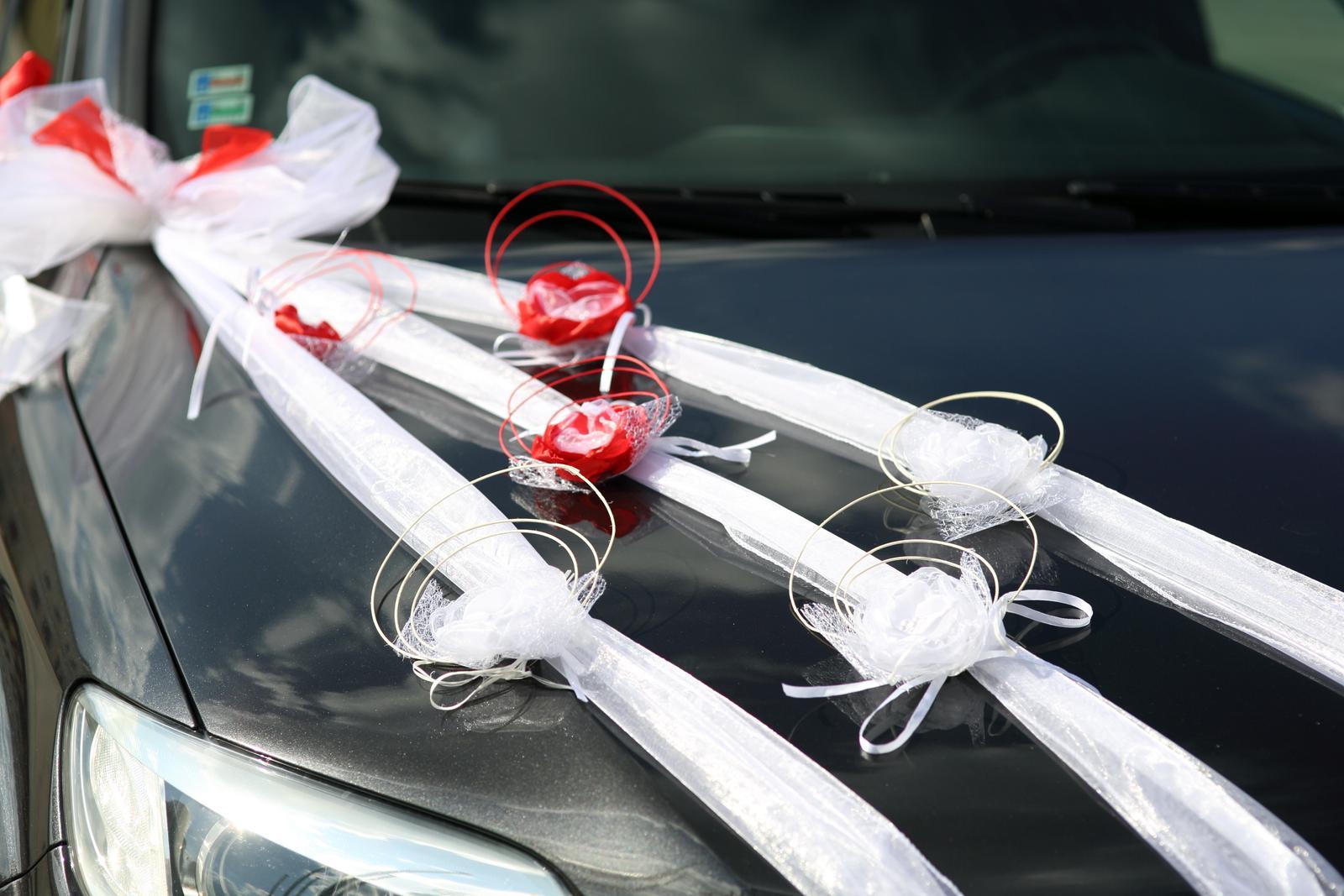 Svadobné výzdoby na AUTO - Obrázok č. 121