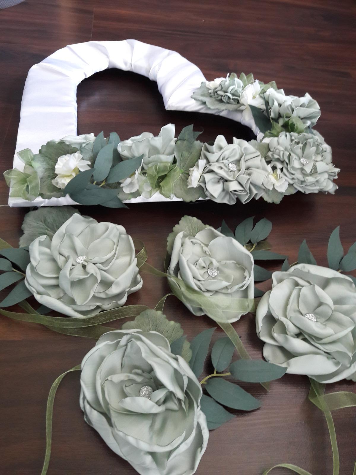 Greenery wedding - Obrázok č. 13