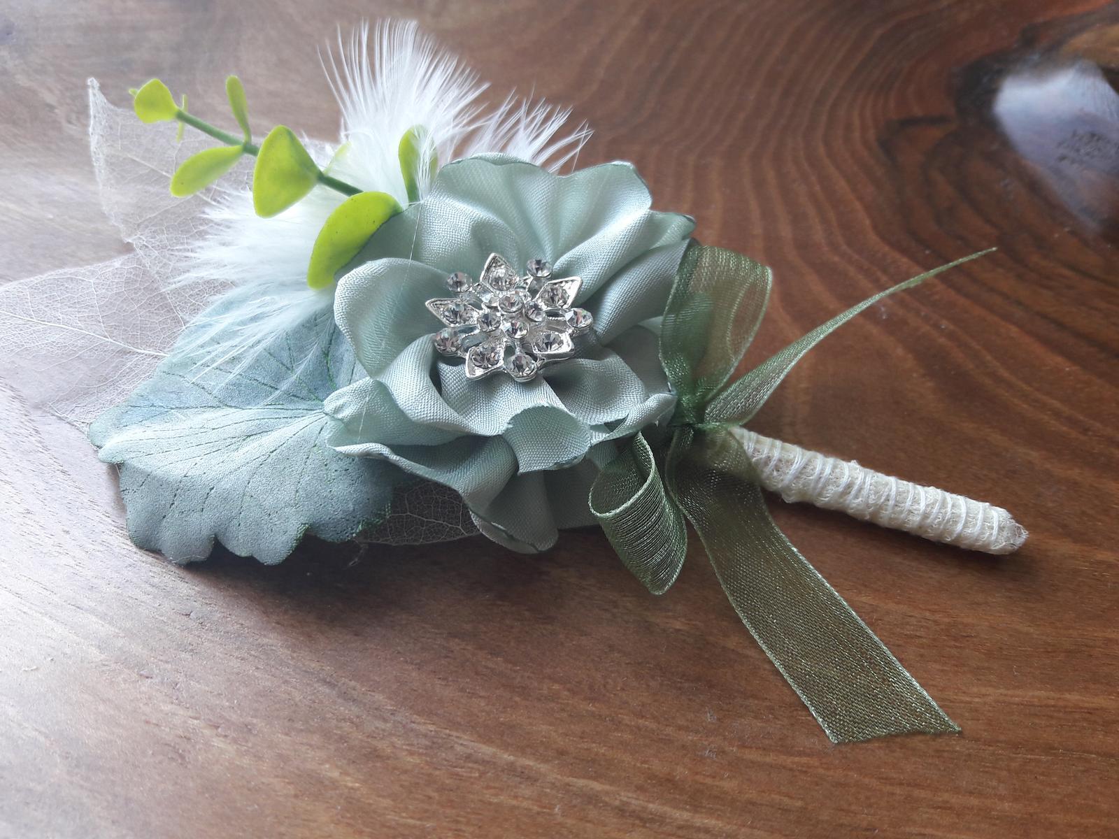 Greenery wedding - Obrázok č. 33