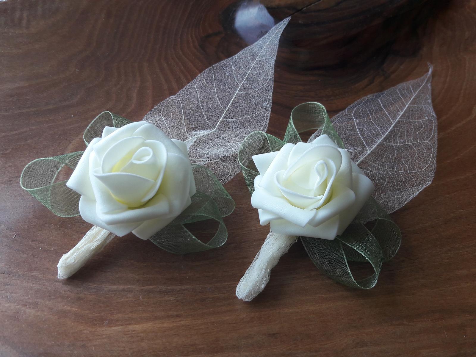 Greenery wedding - Obrázok č. 34