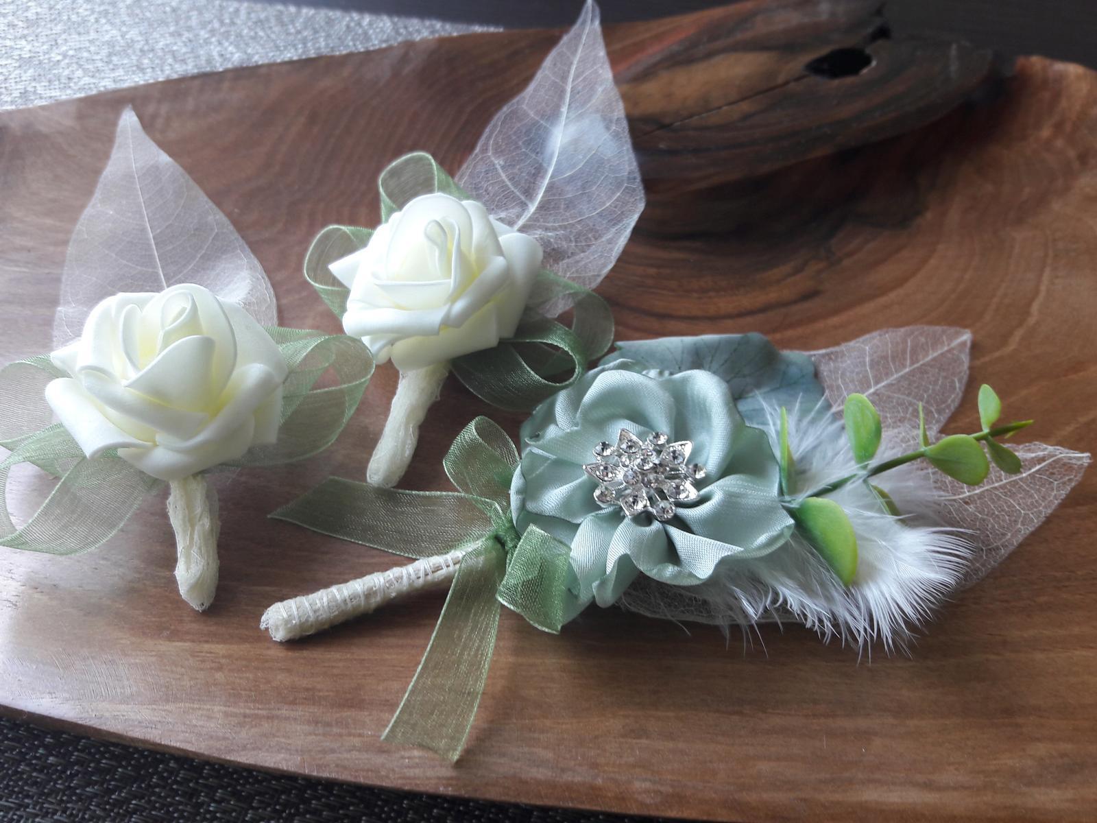 Greenery wedding - Obrázok č. 35
