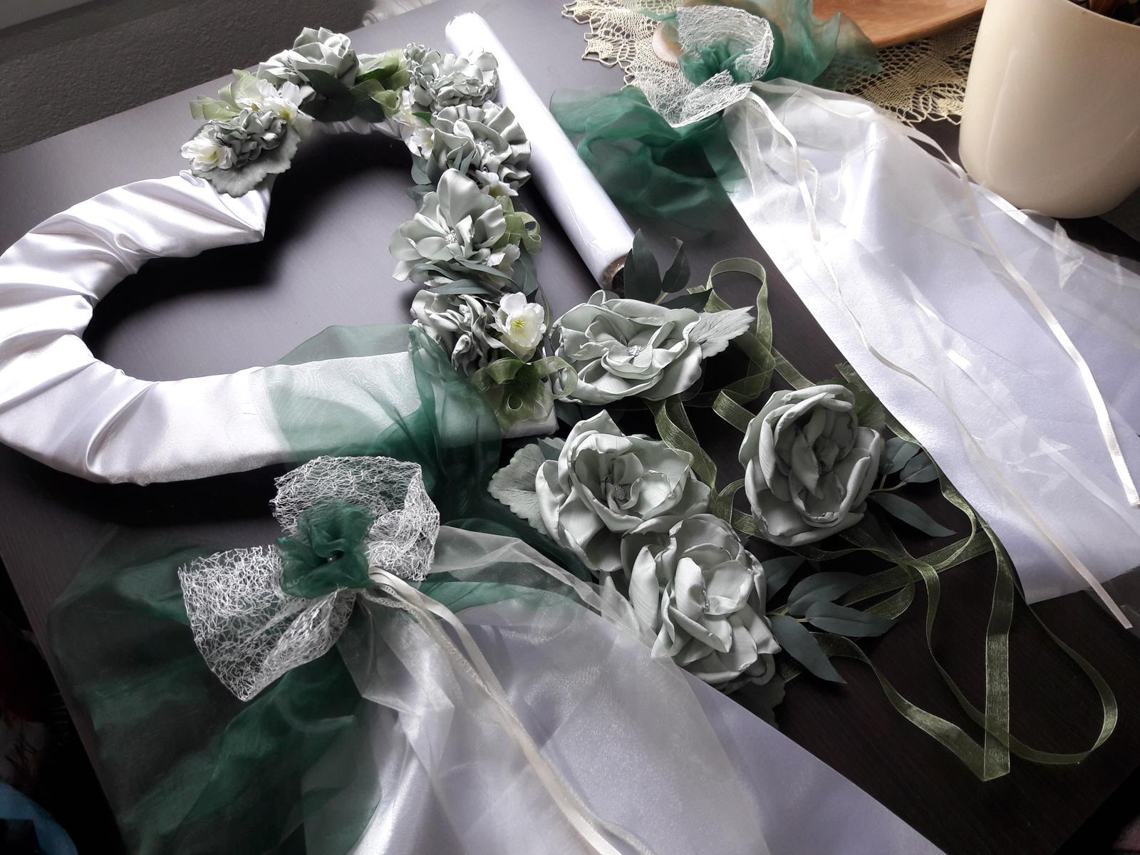 Greenery wedding - Obrázok č. 44