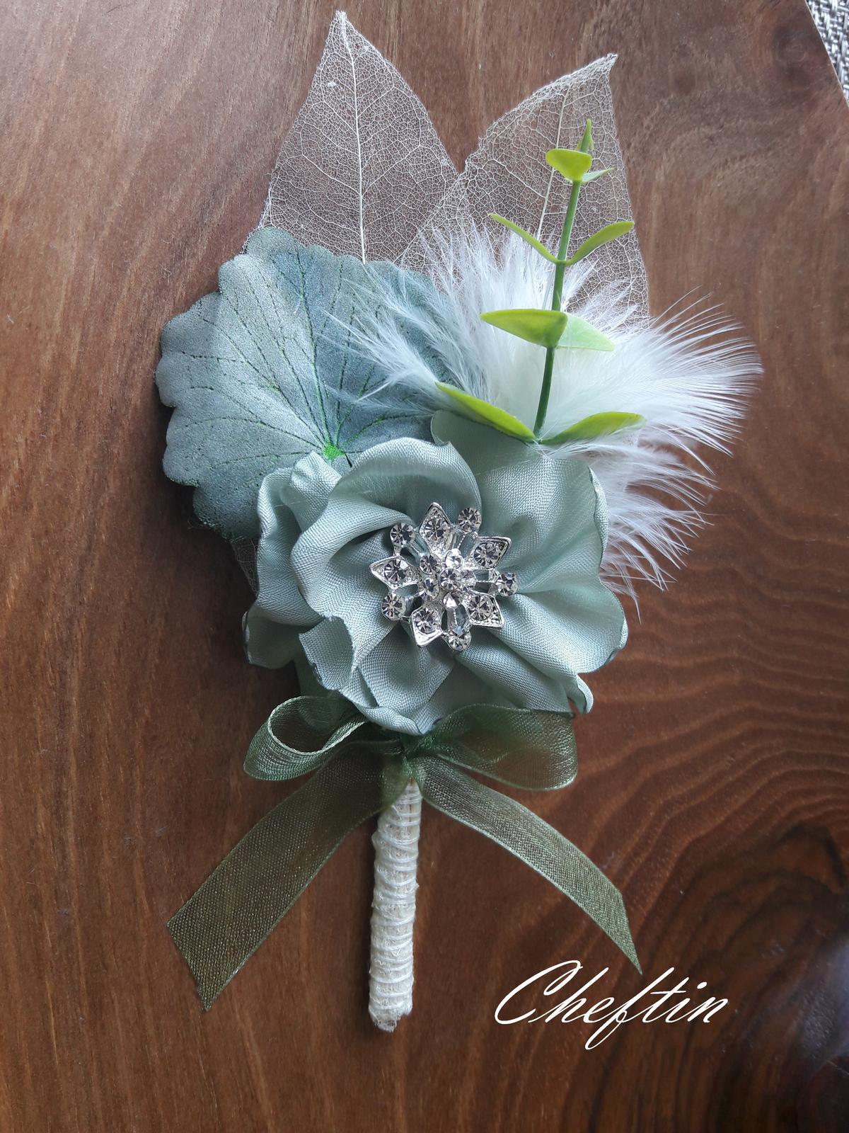 Greenery wedding - Obrázok č. 45