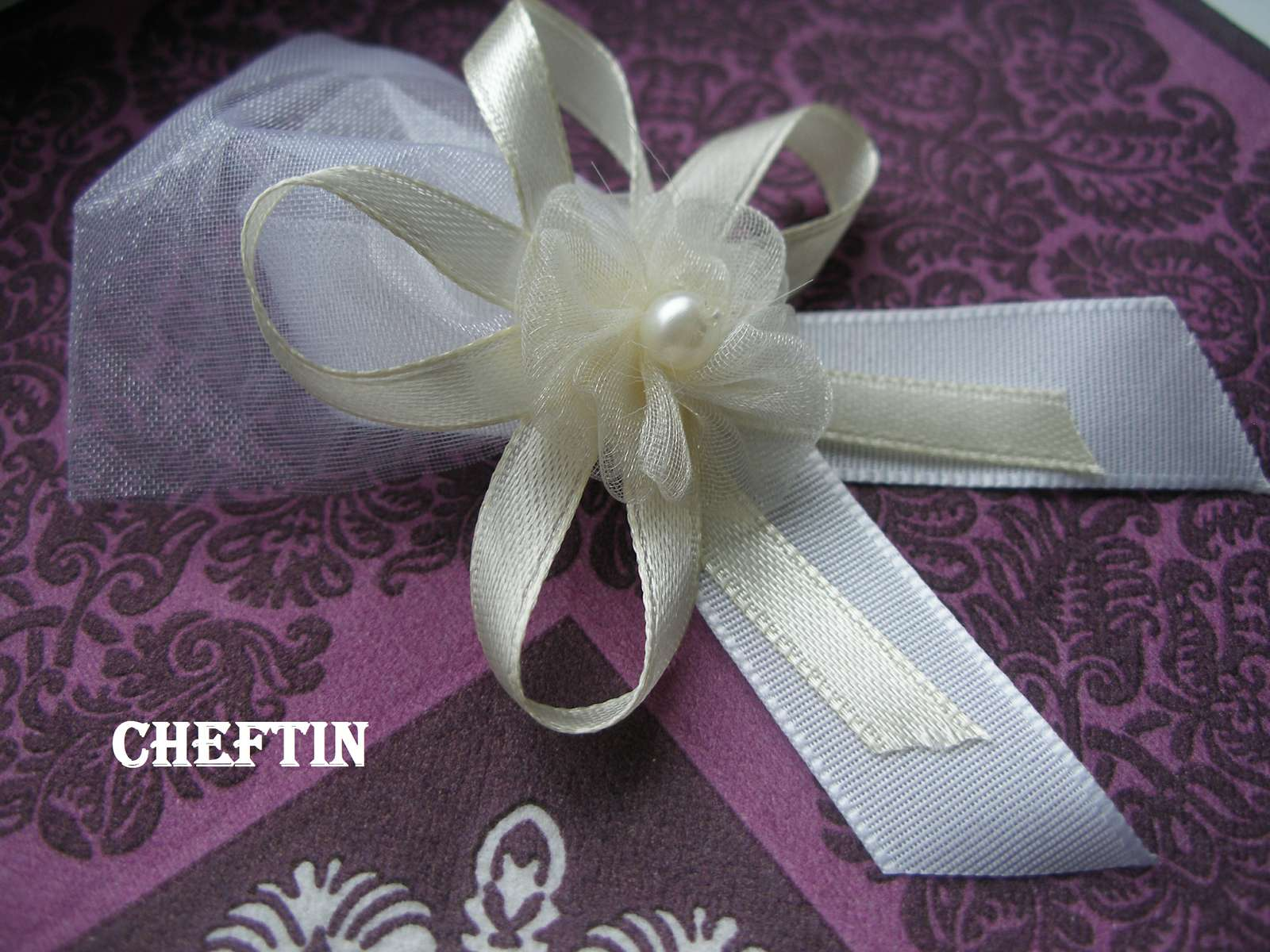 Svadobné pierka biela/smotanová - Obrázok č. 2