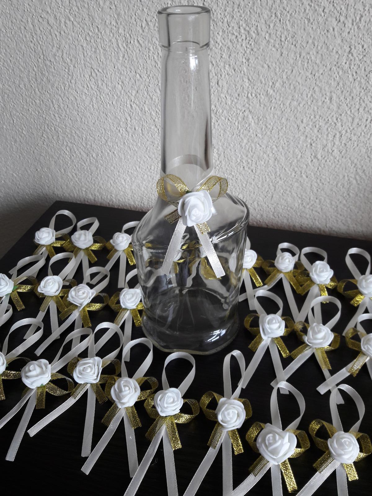 Mašličky na fľaše - Obrázok č. 1