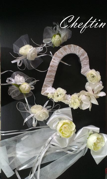 Romantika - kremové,ivory,biele kvety - Obrázok č. 1