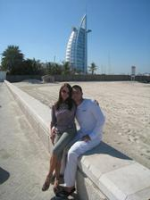 Svadobná cesta - DUBAI