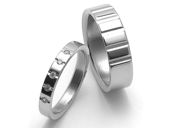 Dobrý den,  ocelové snubní prsteny... - Obrázek č. 1