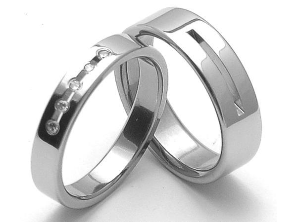 Dobrý den,  ocelové snubní prsteny... - Obrázek č. 2