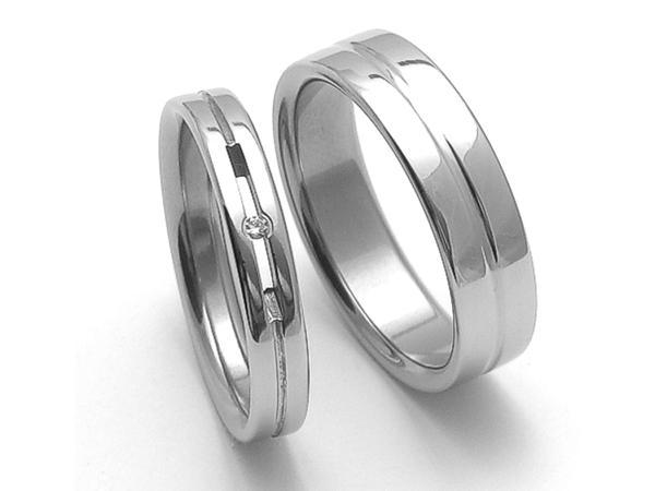 Dobrý den,  ocelové snubní prsteny... - Obrázek č. 3