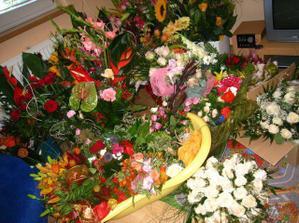 a tolko kvetov som dostala