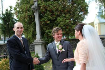 moj švagor a fotograf celej svadby veľmi mu dakujeme